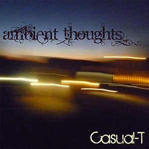 CD Cover - Ambient Thoughts